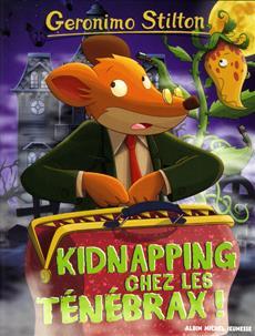 Kidnapping chez les Ténébrax ! – Nº 55 | Savoir Books